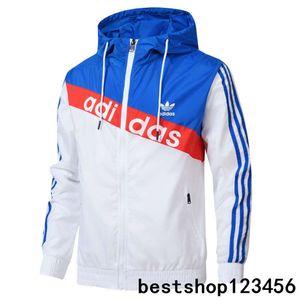 2020 Männer Frauen Designer-Jacken-Mantel A1 Luxus SweatshirtHoodie Herren Kleidung Plus Size Hoodies Langarm Herbst Sport Zipper Windbreaker