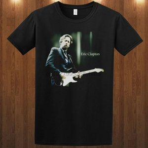 Eric Clapton T-Shirt Rock-Amp Blues Gitarrist Sänger Amp Songwriter S M L Xl-3xl T