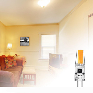 Led G4 Bulb 12v 20W Halogen Replacement AC DC Bi Pin 2700K Warm White T3 G4 Base Led Light Bulb 2W 210LM