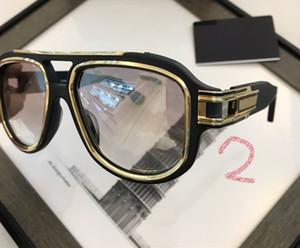 Mode Vintage Lunettes de soleil surdimensionnées hommes dégradé Lunettes de soleil Femme Rivet grand cadre lunettes UV400 lunettes de vente à chaud haut de gamme couleur