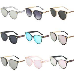 Luxury MILLIONAIRE Sunglasses Men Full Frame Vintage Designer 1.1 Sunglasses 15 Colors Shiny Gold Logo Hot Sell Gold Plated Top 96006#128