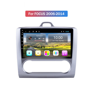 10 بوصة سيارة الوسائط المتعددة لفورد FOCUS 2006 2007 2008 2009 2010-2014 الروبوت 10 شاشة تعمل باللمس راديو السيارة