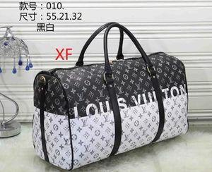 barato por atacado duffle keepall 45 centímetros pacote de bagagem do curso homens de alta qualidade bolsas de ombro saco de embreagem pacote de mensageiro couro bagsqwXk #