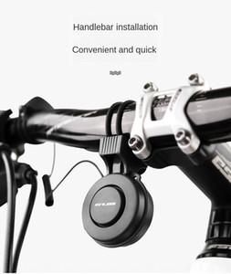 GUB Q-210S korna bisiklet elektrikli korna bisiklet aksesuarları çan su geçirmez bisiklet aksesuarları şarj yükseltilmiş
