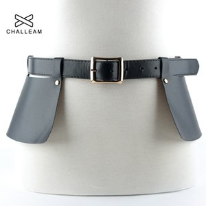 Sexy Women Black Leather Style Corset Belt For Womans Dress Movable Fringe Peplum Belts Pin Buckle Fashion Girl Strap x202
