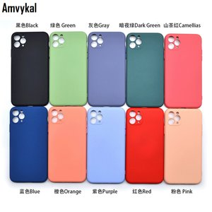 Luxury Case For iPhone SE 2020 Liquid Silicone Case For iPhone 11 Pro Max 7 8 PLus XR XS 11 11pro Back Cover