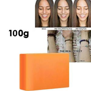 100% di pulizia Idratante Trattamento dell'acne puro acido cogico Whitening sapone Handmade faccia riparazione Whitening Soap Idratante TSLM1