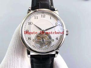 New 1815 beiläufige Uhr Tourbillon Geschäfts passt Edelstahl Designer Uhren Saphir Wasserdicht Schweizer Cal.L02.1 automatische mechanische