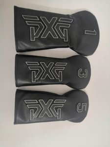 Pxg golf club cover No.1, No.3, No.5 wooden track, wooden putter cap, club protective cover, can be mixed wholesale