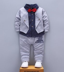 Beth baby children's wear fall 2020 new boys' casual camouflage set two piece set best selling size 90-140cm