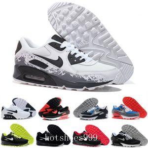 2018 Hot Sale Cushion 90 casual Shoes Men 90 High Quality New casual Cheap Sports Shoe Size 36-45 NDF05
