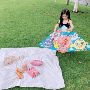 hat ekmek ile çizgi ile Süpermen çocuk uçurtma açık ebeveyn-çocuk aktivite oyuncak toycartoon Ekmek Toytoy uçmak için kolay uçurtma