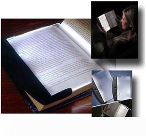 Panel Gece Görüş Düz panel Okuma LED Panel Okuma Kitabı Sayfa Işık Kama Paneli Kitap Okuma Lambası