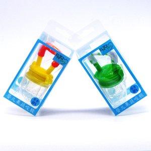 Baby-Silikon-Nippel Nippel unabhängiges Verpackung Lebensmittel Silikon Obst und Gemüse bite bite Babys Schnuller