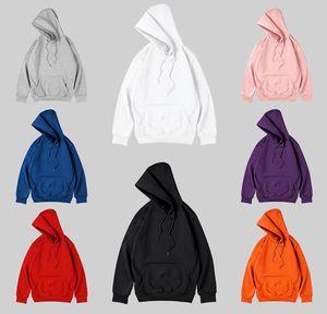 2018 tasarımcı marka Hip Hop Streetwear Pamuk Erkekler Hoodies Harf Baskılı Kaykay kaliteli Hoodie sweatshirt