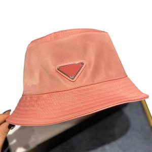 Nylon sombrero del cubo para hombre primavera verano mujeres tapas sombreros de ala ancha sombrero de señora colorida sombrilla de vanguardia de la moda de 57 mm plegable Anti-UV BRW