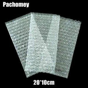 50pcs lot Air Cushion Seal Bubble Bag Bubble Envelopes Wrap Bags Pouches Packaging 10*20CM PE Mailer PackingPP072901