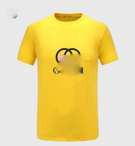 HH European Paris Fashion mens T shirt new summer designer t shirt European American popular T-shirt men women couples luxury t-shirt M-XXXL