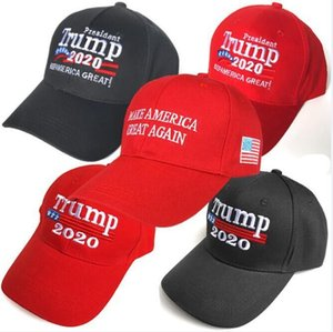 2020 Hot Sales Donald Trump Baseball Cap Make America Great Again Hat Embroidery Keep America Great Hat Republican President Trump Caps