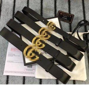 ceinture marque classique Designer GUCCI Brass Luxury ggGGBoucle de ceinture pour hommes femmes Jeans ceinture taille