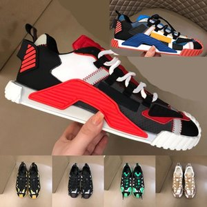 luxury designer 712 2020 Hot Top Quality mens Designer NS1 Sneaker Luxury Slip On Sneakers for men Fashion Casual Trainer Shoe Designer Sho