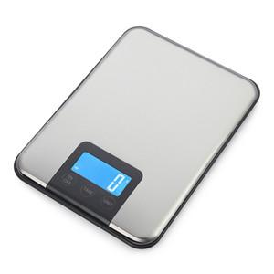 33 libras / 15 kg Max balanza de cocina digital, Alimentación Precisa multifunción Escalas del peso Gramos onzas de acero inoxidable JK2005XB