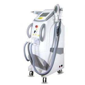 macchina laser ipl SHR opt permanentemente macchina di depilazione pelle rf serraggio usate dispositivo nd rimozione del tatuaggio laser yag