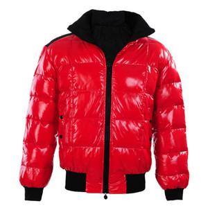 New Inverno de Down suporte Jacket Collar Men clássico Designer Quente do Men Jackets Marca roupa ao ar livre Neve Coats s921 tamanho S-3XL online