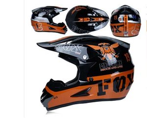moto fox casque hors route quatre saisons hommes et les femmes casque d'équitation de course plein casque VTT hors route