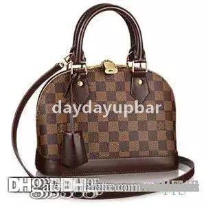 LOUIS ALMA BB Shoulder Bags Women Handbags Shell Bag MICHAEL V18 KOR Messenger Tote Satchel 3A+ Purse Clutch SacIVUITTON