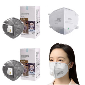 Top Seller M Mask 9501+ 9502+ 9001 9002 9542  9010 Anti-Dust Mask Protective Dustproof PM2.5 Masks Reusable Designer Mask with Valve