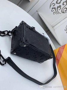#6485 5A L Brand V MINI SOFT TRUNK Women Totes Bag Cross Body Lady Handbags Design Woman Crossbody Bag Messenger Bags 68906 44480