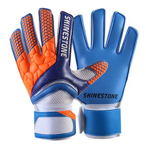 2020 New man Professional goalkeeper gloves soccer gloves football gloves without fingersave good latex free shipping