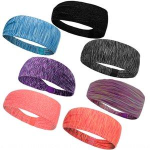 attrezzature sportive dDcs9 yoga fascia per capelli che assorbe il sudore traspirante bicicletta capelli idoneità bicicletta cintura di sudore alleviare velo pugilato in esecuzione