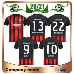 2020 اينتراخت فرانكفورت كوستيتش كرة القدم جيرسي 20/21 فرانكفورت الرئيسية KAMADA FERNANDES DE GUZMAN بعيدا الموحدة SILVA PACIENCIA تشاندلر كرة القدم