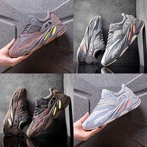 2020 весна осень Дети Kanye West 700 Kanye West 700 Обувь Kid Мальчик Девочка Canvas Sneaker Zapatos малышей Hook Тенис Infantil Повседневный Sp # 369