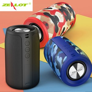 ZEALOT S32 Portable Wireless Speaker HiFi Bluetooth 5.0 Subwoofer HD Stereo Audio Outdoor Mobile Phone Speaker Mini Handsfree Speaker