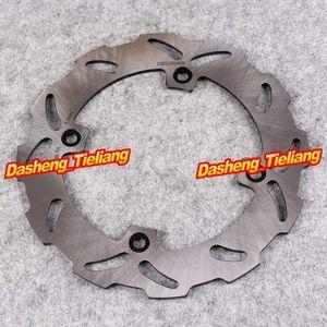 Rear Brake Disc Rotor For TS 125 R K L M N P R S T V SF15A 1989 - 1997 & DR 350CC 1994-1999 & DR S 250CC 1990 wgUL#
