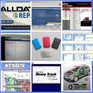 reparación de automóviles Alldata y M ... ll 2015 + M ... ll Gestor + Vivid Workshop + camiones pesados ect todos los datos de 49 de los nuevos pedidos USB HDD de 1 TB