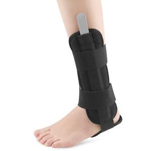 Burkulması Bilek Joint Broken Bacak Ayak Alüminyum Alaşım Muhafız Plakalı Kırıklı 1PCS Bilek Brace Destek Ortak Koruma