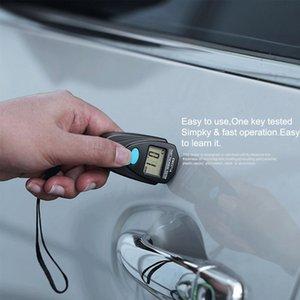 2020 Digital LCD nuovo mini Automobile Spessore Gauging Pittura misuratore di spessore del rivestimento Car Gauge Tester Tools di misura