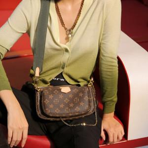 En Çok Satan Tasarımcı çanta Cüzdanlar Çoklu Bayan Çanta Sacs Femme En Kaliteli Versiyon Duffle Sacoche Omuz Çantaları Tote