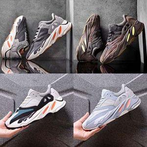 Дети Kanye West 700 Kanye West 700 Обувь для девочек Кроссовки 2020 Осень Новая мода дышащий Low-Top Дети Canvas Kanye West 700 Kany # 631