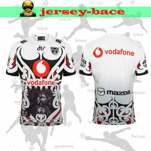 Nuova Zelanda 2020 di rugby Jersey GUERRIERO DI CAVALLO DEL COWBOY CONIGLIO Hummel Great British Lions TULUS Maglia da rugby s-3XL