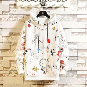 Лучшие продавцы Весны и осень высокой мода качества Толстовки Мужской Черные Белый Хип-хоп с длинным рукавом пуловер Hoodie Толстовка Одежда