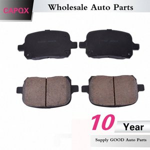 CAPQX Good Front Brake Pad Kit OEM:04465-33130 0446533130 For CAMRY MCV20 SXV20 AVALON MCX10 1996 1997- MeMI#