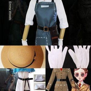 PtGGb jardinero Aire Forcemechanic cosplay interino Quinta ropa de personalidad jardinero Aire Forcemechanic cosplayclothes Actuando clothin ropa