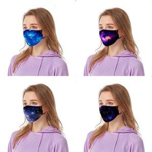 Sublimation Blank Muti Schals Bandanas Polyester-Faser Eadwear Fa Maske Ood Schals Ot Transfer Printing Blank Verbrau # 823