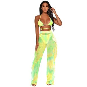 women outfits skinny stretch Brand two pieces set High elastic fitness tracksuit skinny stretch outwear slim Leggings Sportswear