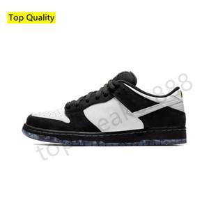 2020 موضة جديدة منخفضة STAPLE PANDA PIGEON أعلى جودة رجل إمرأة حذاء رياضة منخفض حذاء عرضي مع صندوق حجم 36-46
